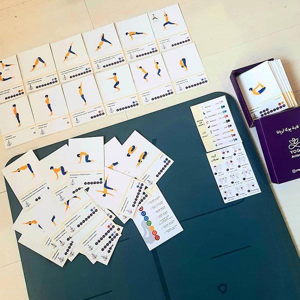 بسته-های-آموزشی-یوگا-محصولات-فلش-کارت-آموزش-یوگا-01
